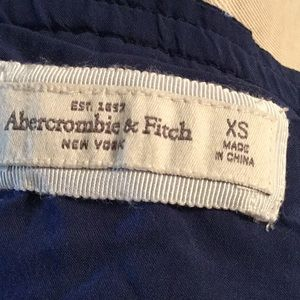 Abercrombie & Fitch Dresses - Abercrombie & Fitch Blue Summer Dress